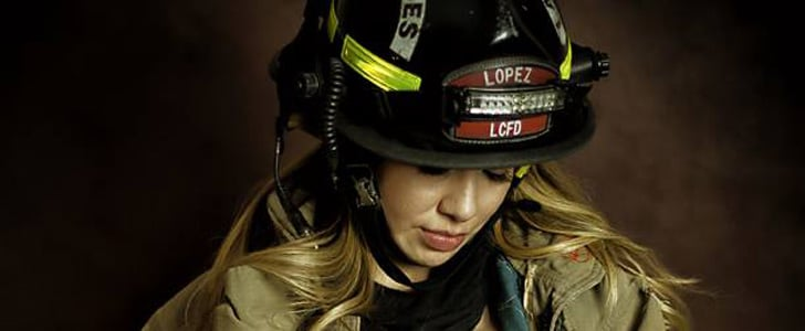 You're About to See This Photo of a Firefighter Breastfeeding in Uniform Everywhere