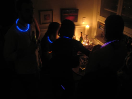 Behind the Scenes: An Earth Hour Birthday Party