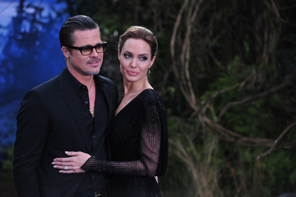 Want even more Brad and Angie? Check out their recent concert date night and read Angelina's quotes about Brad.