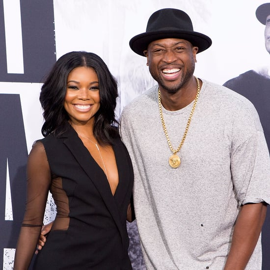 Gabrielle Union and Dwyane Wade Straight Outta Compton