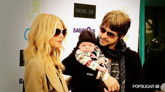 Rachel Zoe Baby and New Mom Fashion Tips