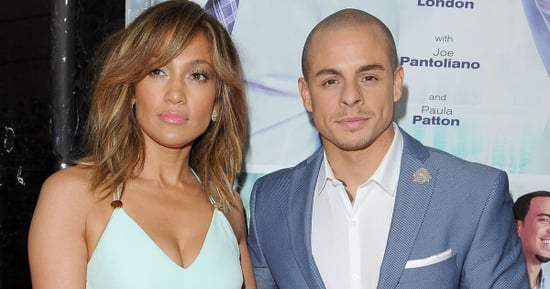Jennifer Lopez Posts Cryptic Pic Amid Casper Smart Split Rumors: 'Protect Yo Heart'