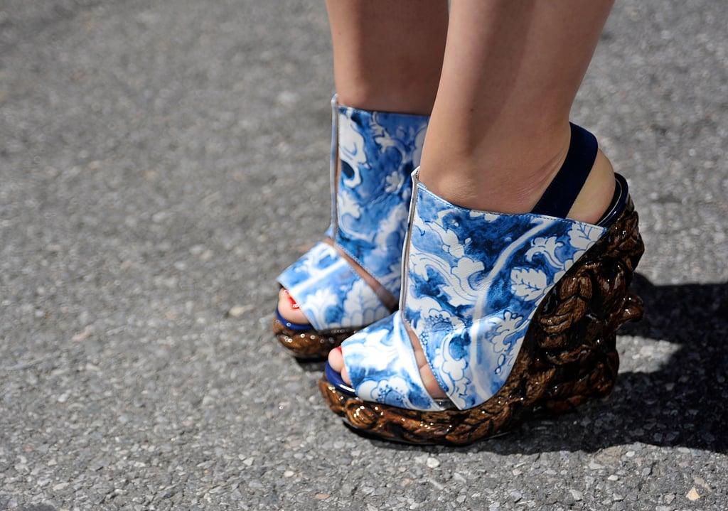 New York Fashion Week Street Style Spring 2013