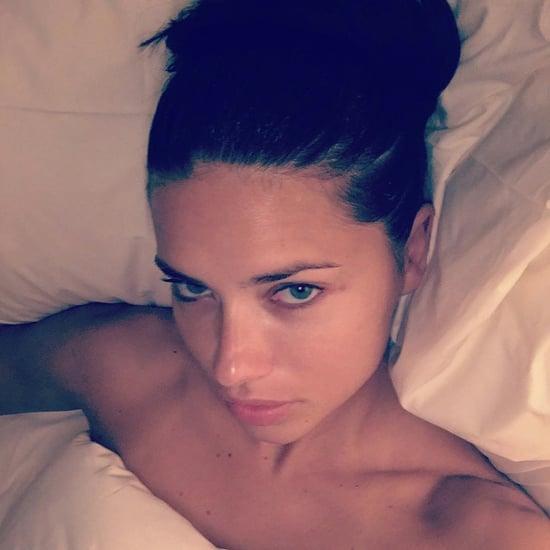 Adriana Lima's Hottest Instagram Photos