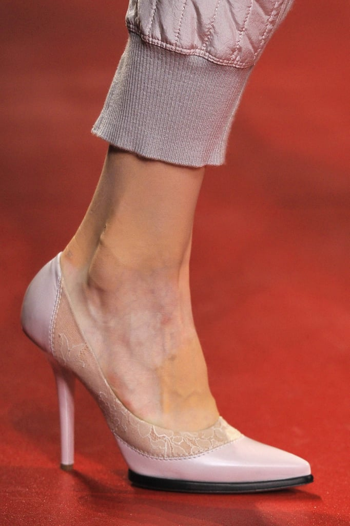 2013 Autumn Winter Paris Fashion Week Shoes: Valentino ...