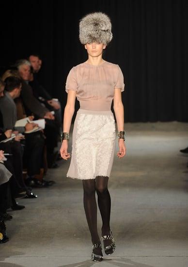 New York Fashion Week: Thakoon Fall 2009