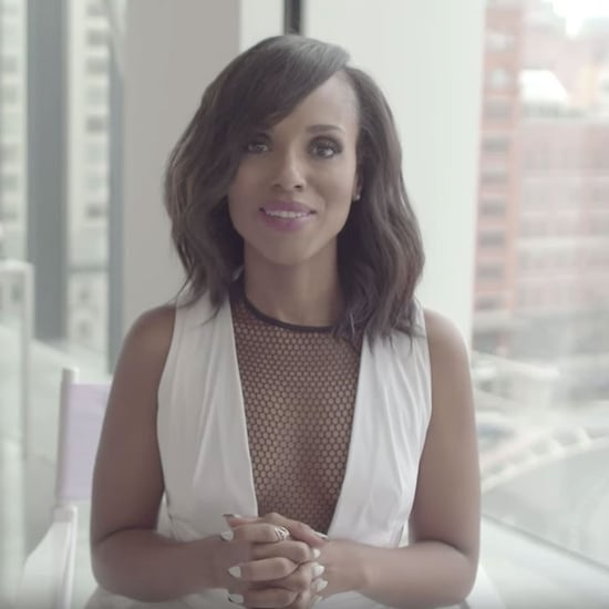 Kerry Washington Gives Advice to Younger Self Video
