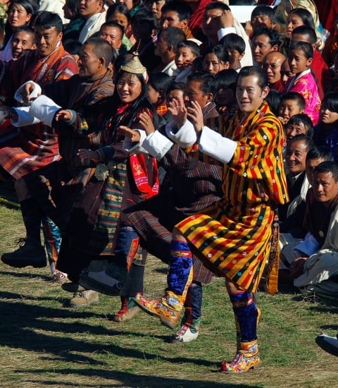 Bhutan Bachelor Crowned Youngest Reigning Monarch