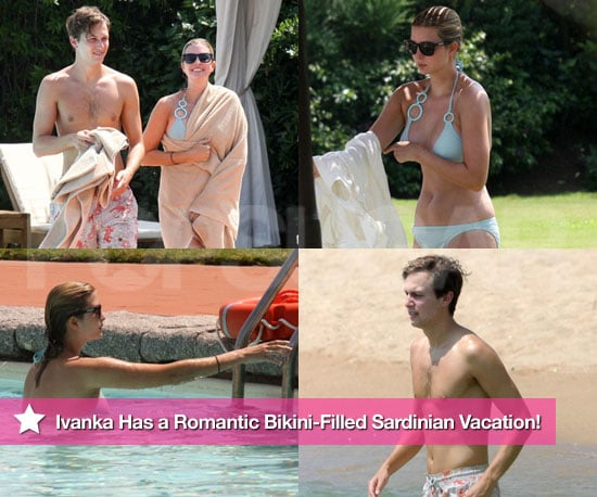 Pictures of Ivanka Trump in a Bikini With Shirtless Jared Kushner