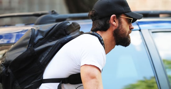 Justin Theroux Now Indistinguishable From Your Weed-Delivery Guy