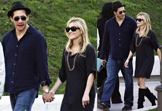 Reese Witherspoon and Jake Gyllenhaal's Madrid Amor