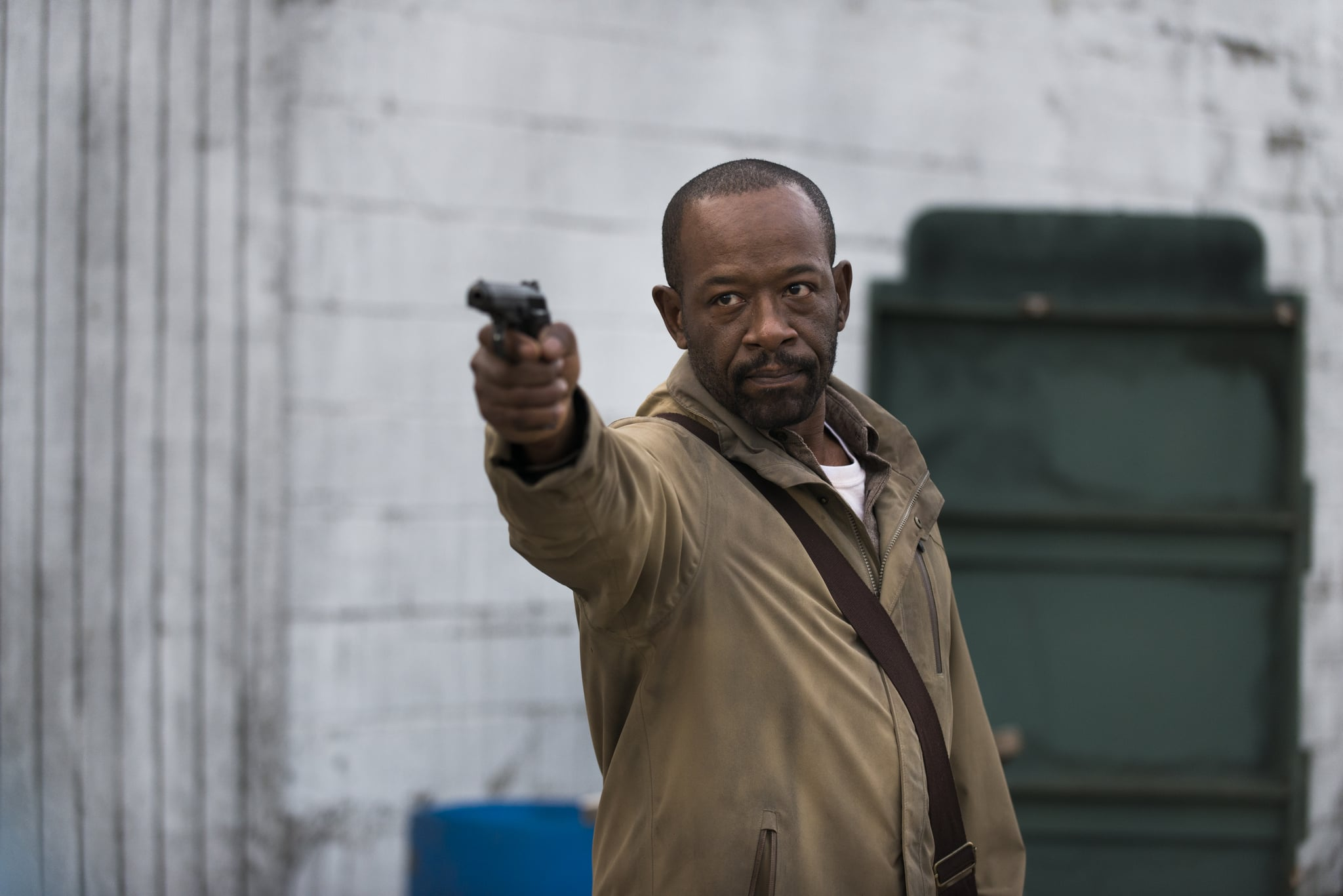 Morgan 19 Key Characters Who Have Survived The Walking