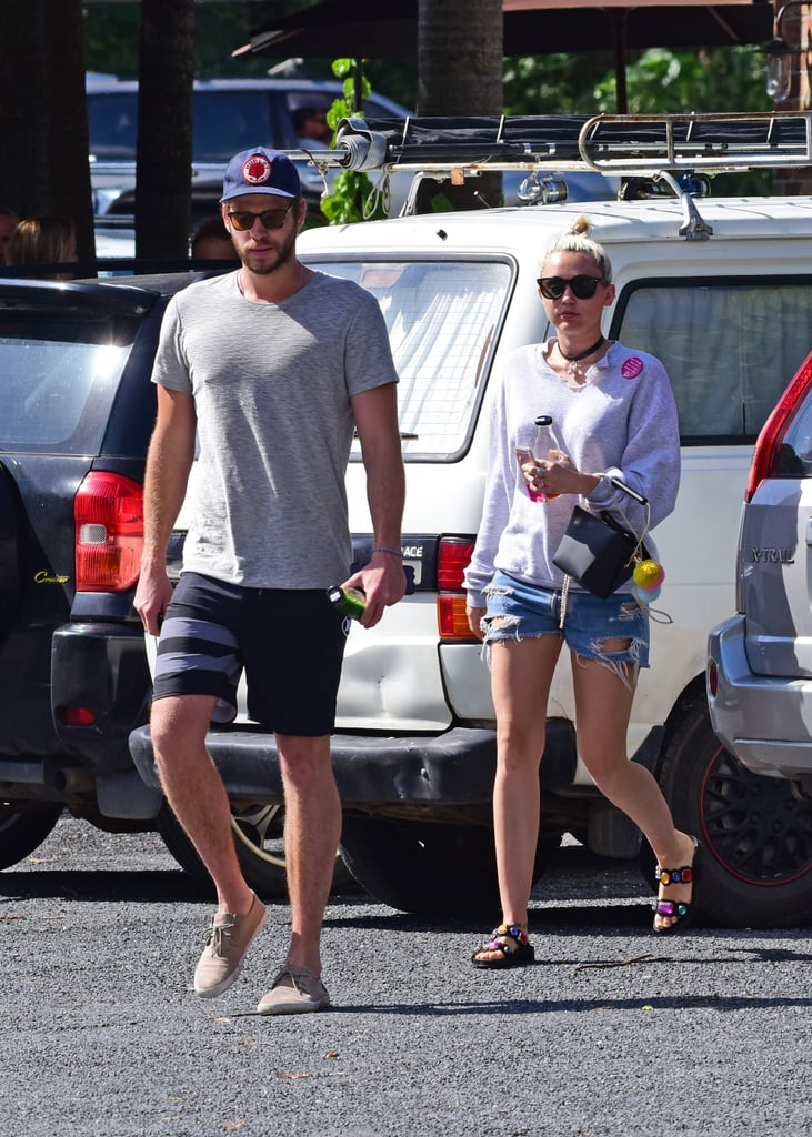 Miley cyrus dating in Australia