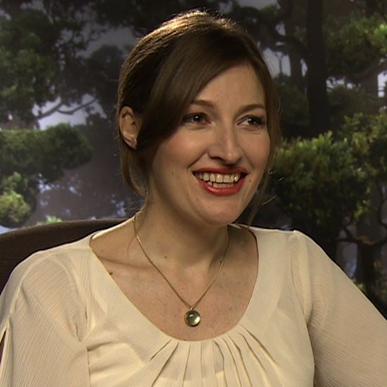 Interview With Kelly Macdonald About Brave