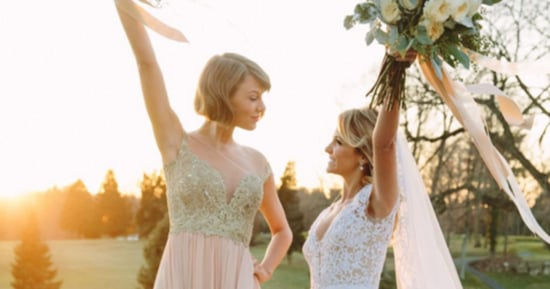 TSwift's Maid Of Honor Speech Is Just As Sweet As You'd Imagine