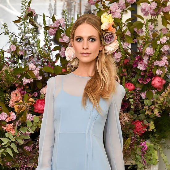 Poppy Delevingne and Jo Malone Blossom Ball