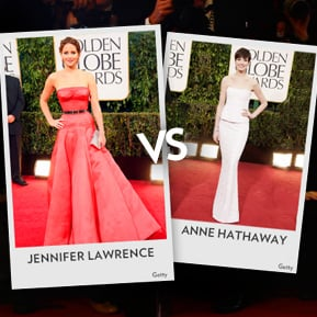 Best Dressed From the 2013 Golden Globes
