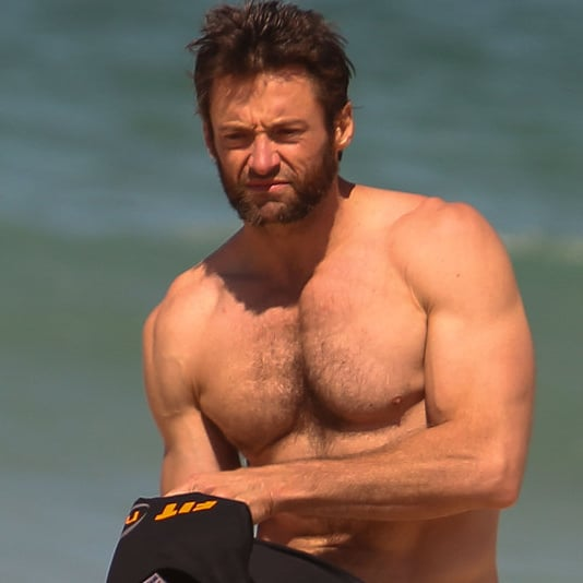 Shirtless Hugh Jackman in Sydney | Pictures