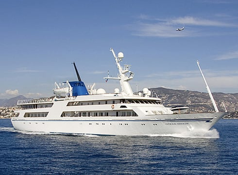 Saddam Hussein's Yacht is For Sale