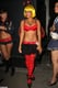 Christina Milian attended the STK Pur Halloween party dressed as a sexy ladybug in 2008.