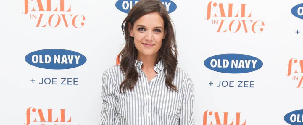 How Does Katie Holmes REALLY Feel About Boyfriend Jeans?