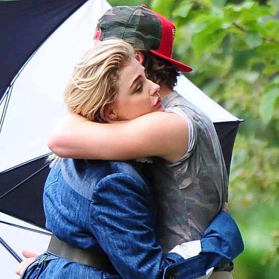 Chloe Grace Moretz and Brooklyn Beckham in NYC June 2016