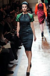 Miu Miu Double Zip Dress