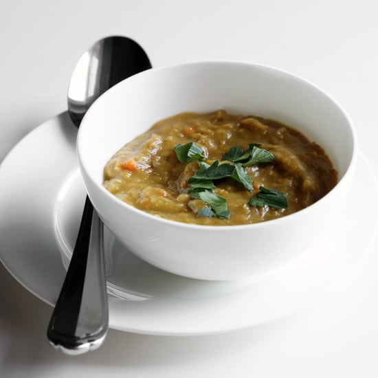 Slow-Cooker Split Pea Soup Recipe