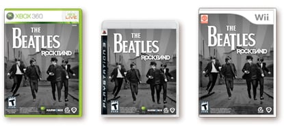 Rock Band Beatles to Have All Singing Mode, But There Is No SingStar Game For Beatles Being Developed