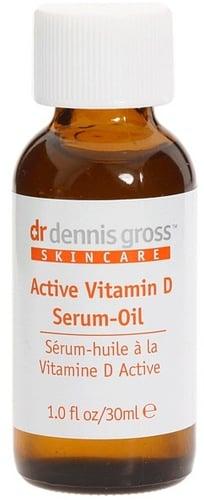 Dr. Dennis Gross Skincare - Active Vitamin D Serum-Oil (1.0 fl oz/30ml) (N/A) - Beauty