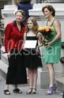 Marcia Gay Harden and Daughter Eulala Grace Scheel