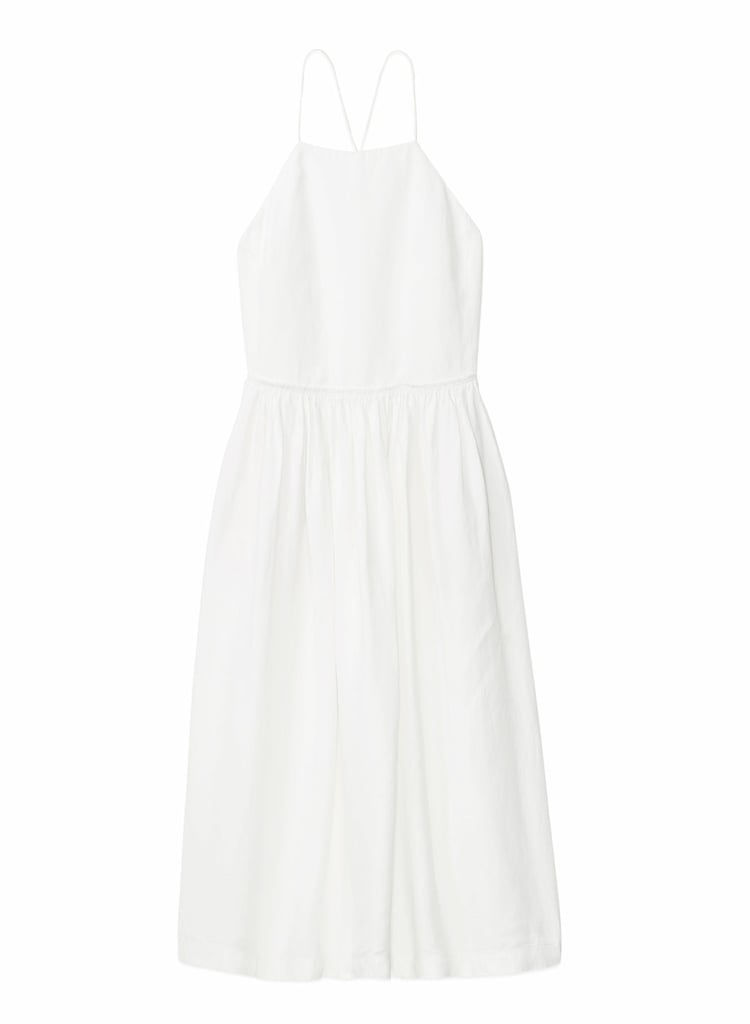 Aritzia White Dress