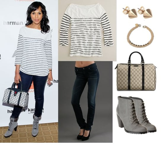 Pictures of Kerry Washington