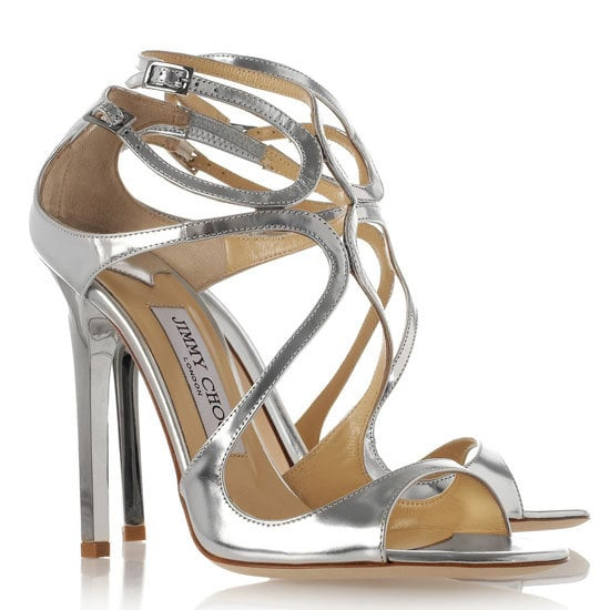 Buy these Jimmy Choo shoes for a perfect New Year's look, and you'll be wearing them long past midnight hits.