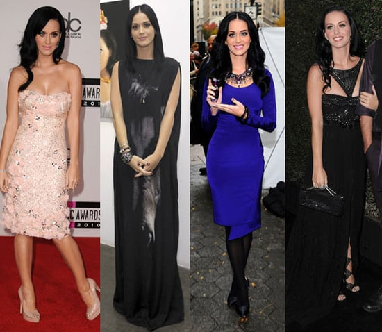 Katy Perry Experiments With a New Ladylike Style