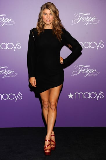 Fergie Debuts Spring Shoe Line at Macy's
