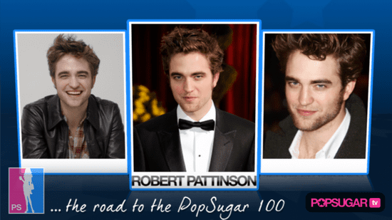 Video of Robert Pattinson