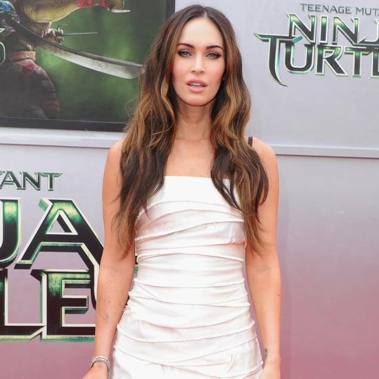 Megan Fox's Teenage Mutant Ninja Turtles Style | Video