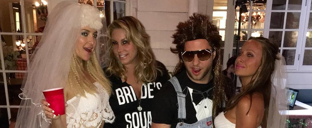 Kate Hudson Had Her Friends Dress Up as Hot Mess Brides For Her Birthday Party