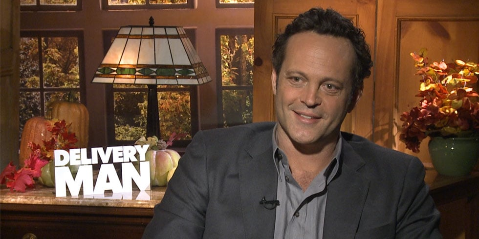 Vince Vaughn and Chris Pratt Bonded Over Being Parents