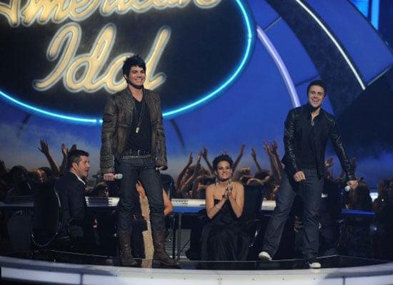 Kris Allen and Adam Lambert Could Record Duet Together