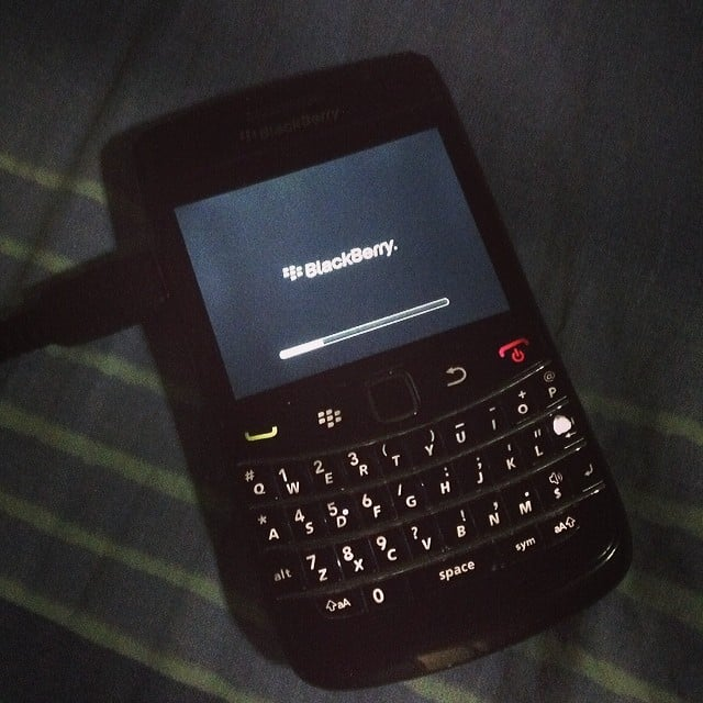 Still Owning a BlackBerry