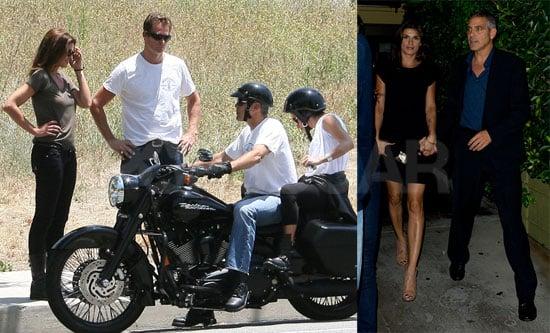 Photos of George Clooney