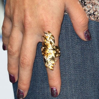 Guess Which Celebrities Love Knuckledusters?