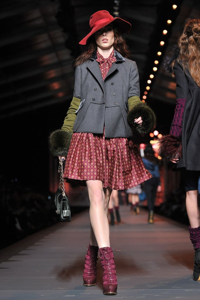 """A Christian Dior Show Without John Galliano — Sans Drama, """"Funereal"""" Instead"""