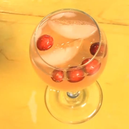 How to Make Sparkling Rose Punch