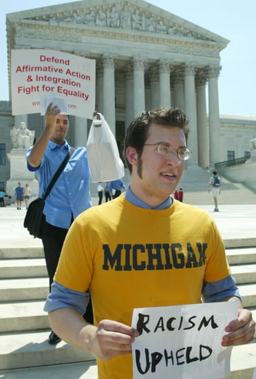 Three States Consider Banning Affirmative Action