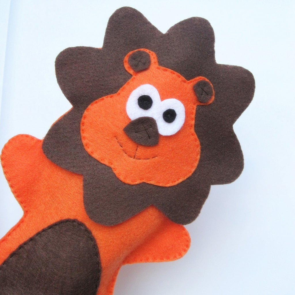 Mariapalito Lion Puppet