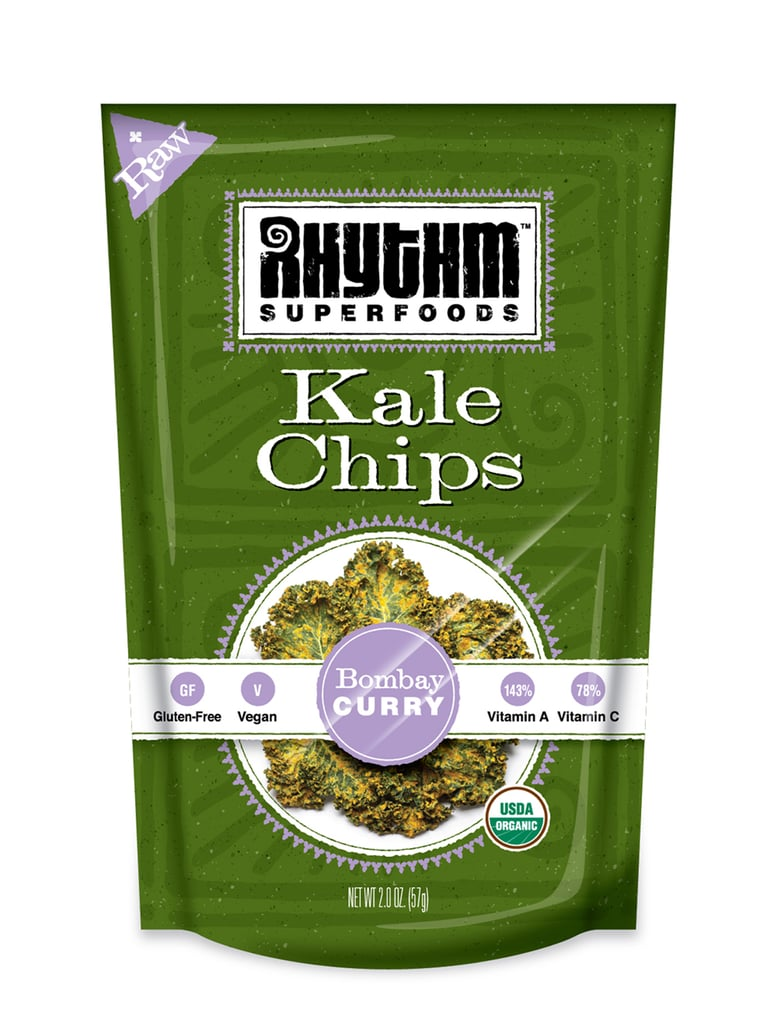 Rhythm Superfoods Curry Kale Chips