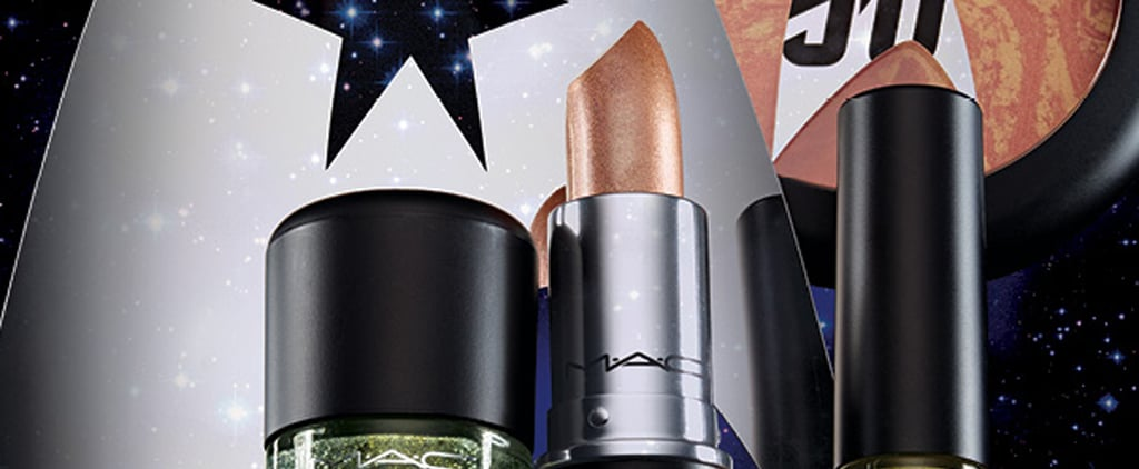 See Every Product in MAC's Out-of-This-World Star Trek Collection